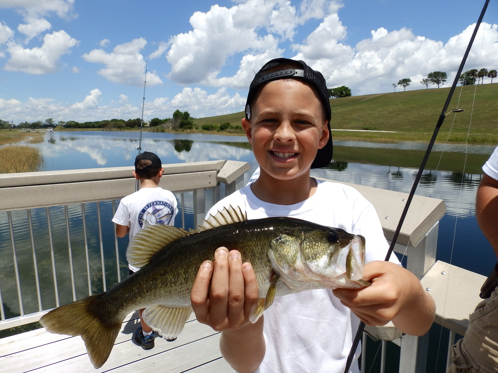 Igfa fishing summer camp for Fishing summer camp