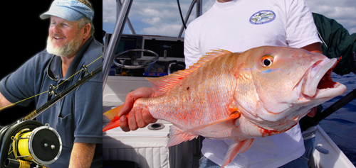 Bottom Fishing Wrecks and Reefs with Capt. Bouncer Smith