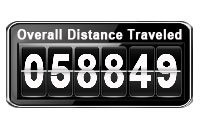 Overall Distance Traveled