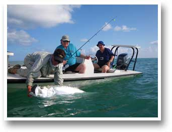 Keys Flats & Backcountry Fishing Charters