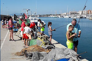 """IGFA Representative Lorenzo Roca from Barcelona, Spain has recently partnered with the IGFA on our initiative to help build the next generation of ethcial, conservation-minded anglers. Through his recently launched """"Kids School"""" program, Roca aims to introduce children in Spain to angling and the outdoors."""