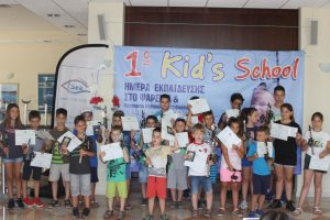 IGFA teaches kids to fish on six continents