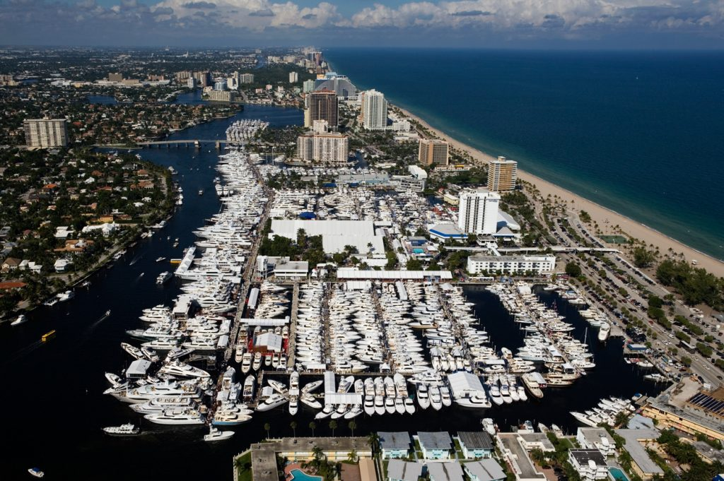 Come visit the IGFA at FLIBS
