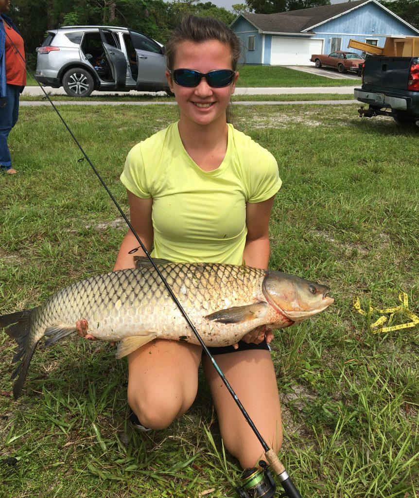 Hanzlik-24lb 3 oz grass carp