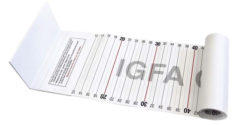Official IGFA Measuring Device
