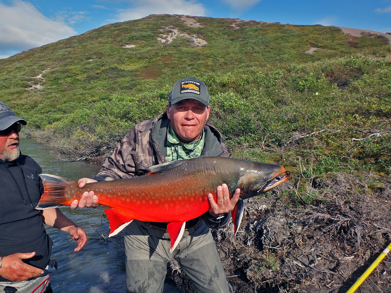 Arctic Char World Record Newly Approved Records- December