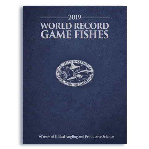 world record games fishes