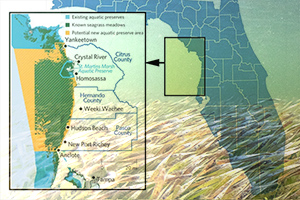 Florida Governor Signs Bill Designating Nature Coast Aquatic Preserve