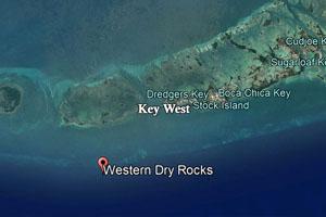 Seasonal Closure of the Western Dry Rocks